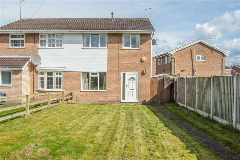 3 Bedrooms Semi Detached House for sale in Forest Drive, Broughton, Flintshire, Chester