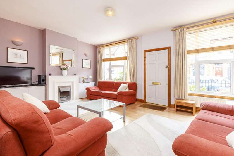 4 Bedrooms End Of Terrace House for sale in Becklow Road, Wendell Park, London, W12