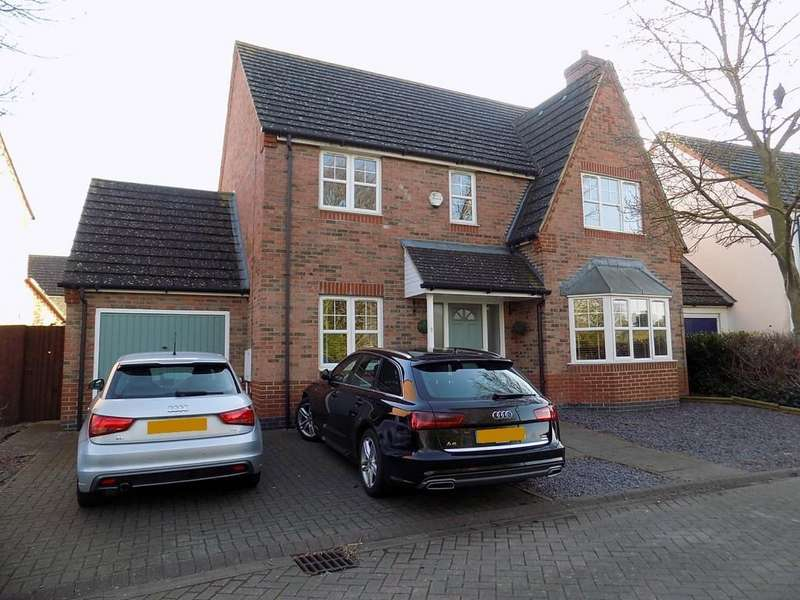 5 Bedrooms Detached House for sale in Park View West, March