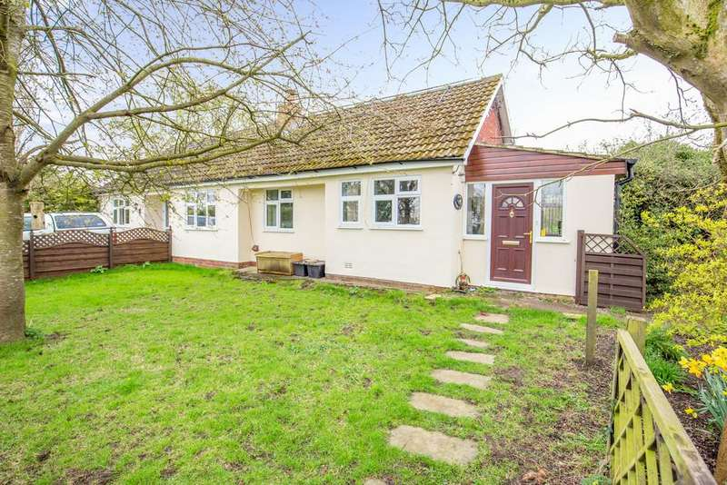 4 Bedrooms Detached Bungalow for sale in Edington, Westbury