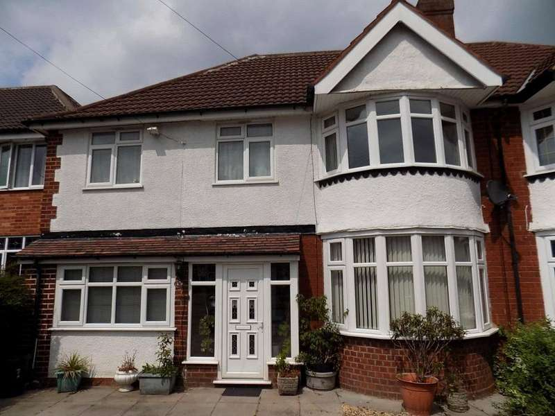 5 Bedrooms Semi Detached House for sale in Seacroft Avenue, Yardley, Birmingham, B25