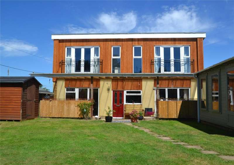 5 Bedrooms Detached House for sale in Cliff Road, North Petherton, Bridgwater, Somerset, TA6