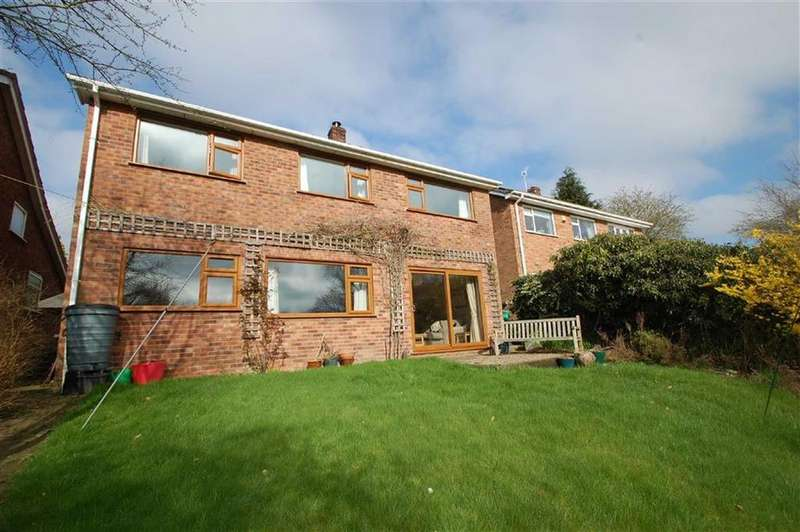 3 Bedrooms Detached House for sale in Church Meadow, Stanton Upon Hine Heath, Shrewsbury