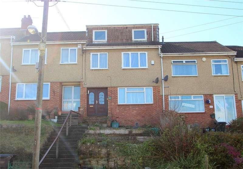 4 Bedrooms Terraced House for sale in Headley Lane, Headley Park, BRISTOL, BS13