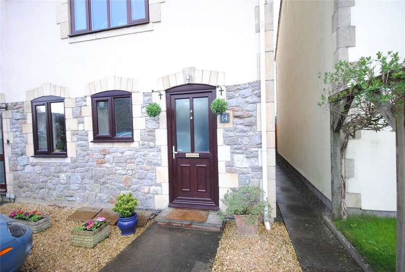 2 Bedrooms Apartment Flat for sale in Old Station Close, Cheddar, Somerset, BS27