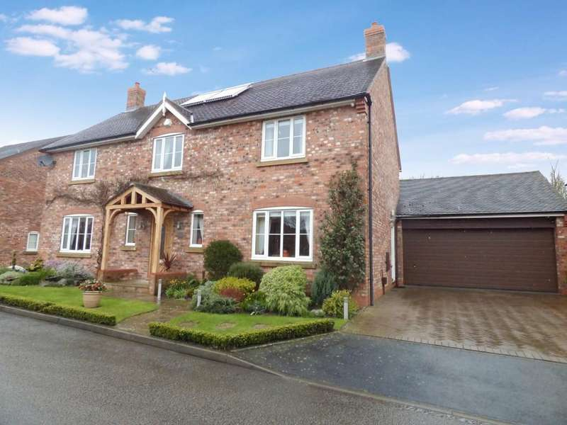 4 Bedrooms Detached House for sale in The Brickall, Long Marston, Stratford-Upon-Avon