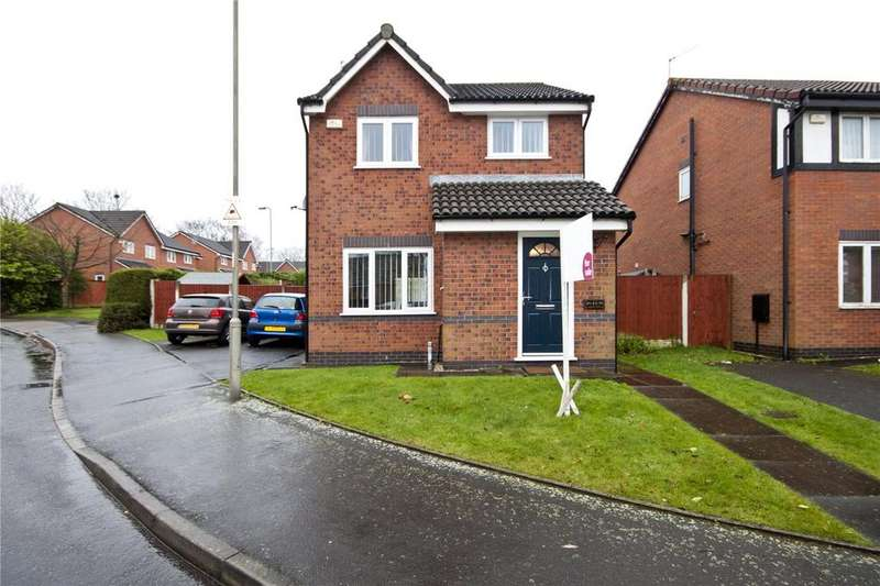 3 Bedrooms Detached House for sale in Hollins Close, Liverpool, Merseyside, L15