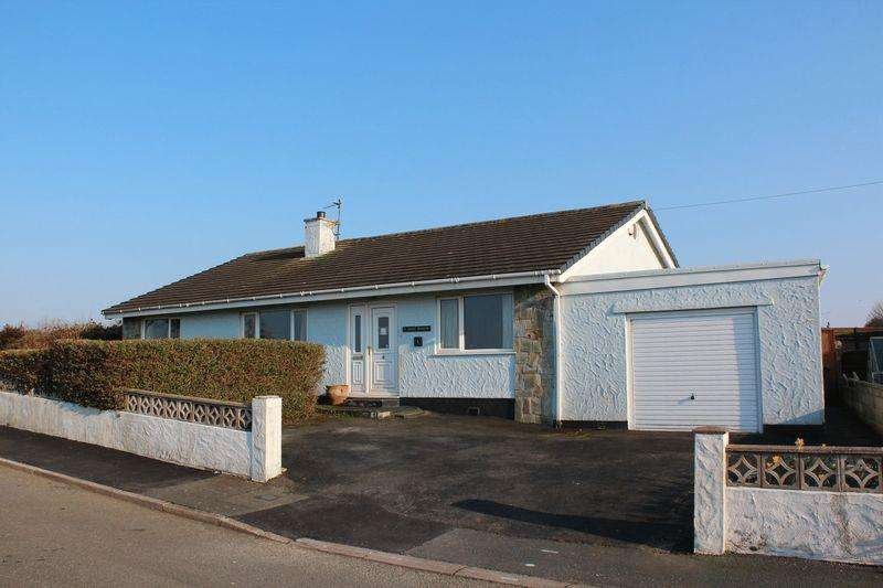 3 Bedrooms Detached Bungalow for sale in Harbour View Estate, Holyhead