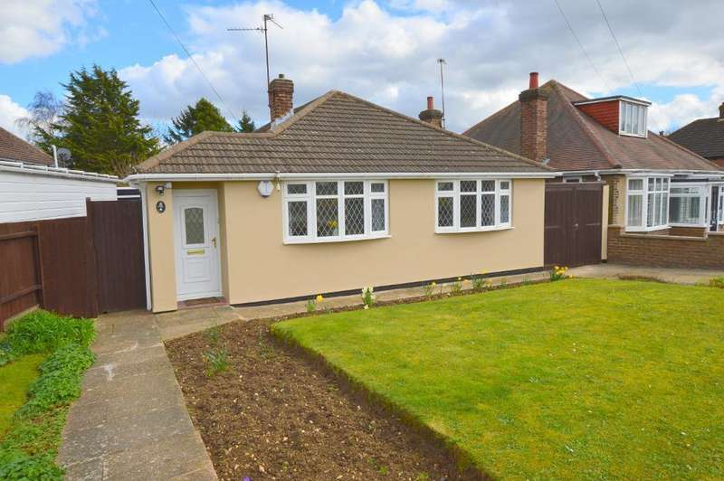 3 Bedrooms Detached Bungalow for sale in Mixes Hill Road, Stopsley, Luton, LU2 7TX