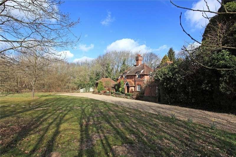 6 Bedrooms Detached House for sale in Eridge Road, Eridge Green, Tunbridge Wells, Kent, TN3