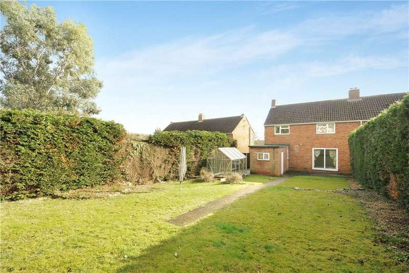 3 Bedrooms Semi Detached House for sale in Olney Road, Lavendon, Buckinghamshire