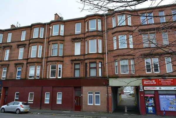 1 Bedroom Flat for sale in 3/1, 105 Main Street, Bridgeton, Glasgow, G40 1QD