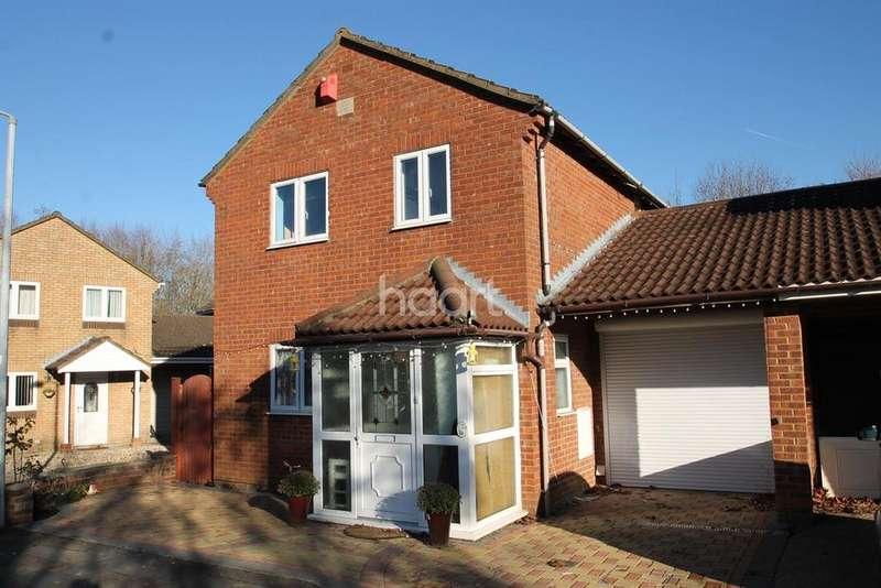 4 Bedrooms Detached House for sale in Meares Drive, Shaw, Swindon