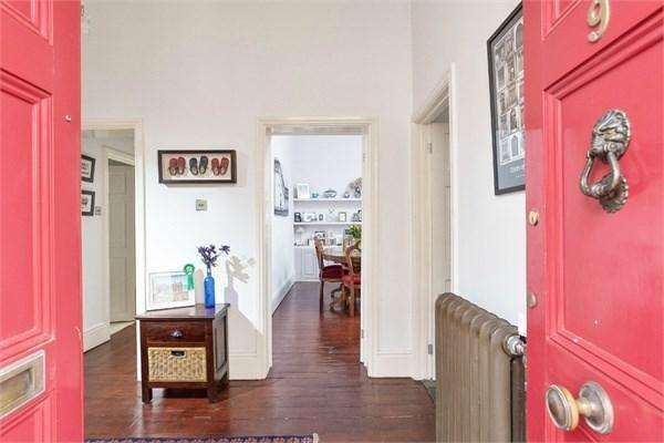 2 Bedrooms Apartment Flat for sale in Richmond Park Road, Clifton, Bristol, BS8