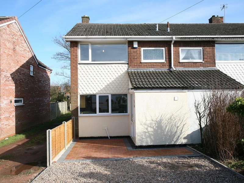 3 Bedrooms Mews House for sale in 41 Fairoaks Drive, Great Wyrley, WS6 6HA