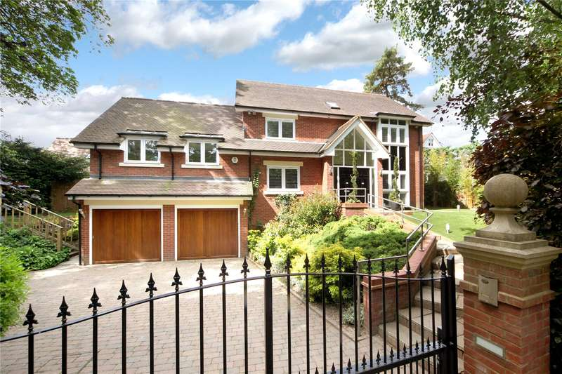 6 Bedrooms Flat for sale in Cathedral Court, Off King Harry Lane, St Albans, Hertfordshire, AL3