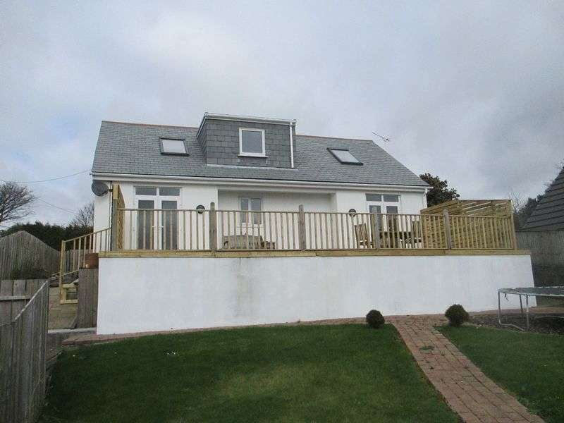 4 Bedrooms Detached House for sale in Trevanion Hill, St. Austell