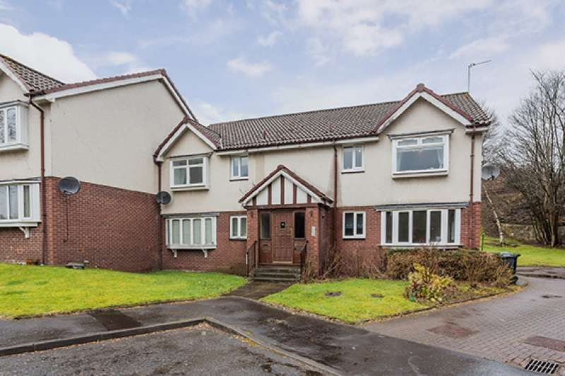 2 Bedrooms Flat for sale in Woodvale Avenue, Airdrie, North Lanarkshire, ML6 8RW