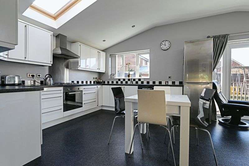 4 Bedrooms Detached House for sale in Butterfly Meadows, Beverley