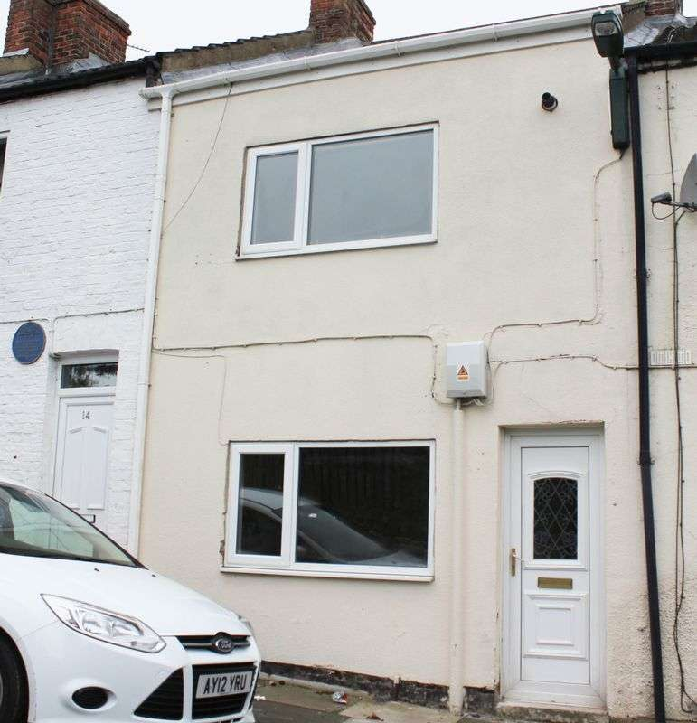 2 Bedrooms Terraced House for sale in Child Street, Saltburn-By-The-Sea