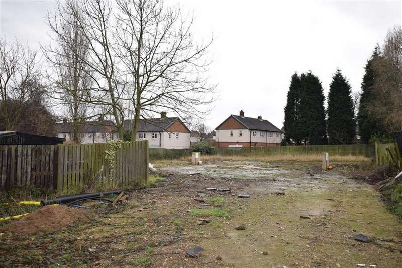 Land Commercial for sale in Athersley North, Barnsley, S71
