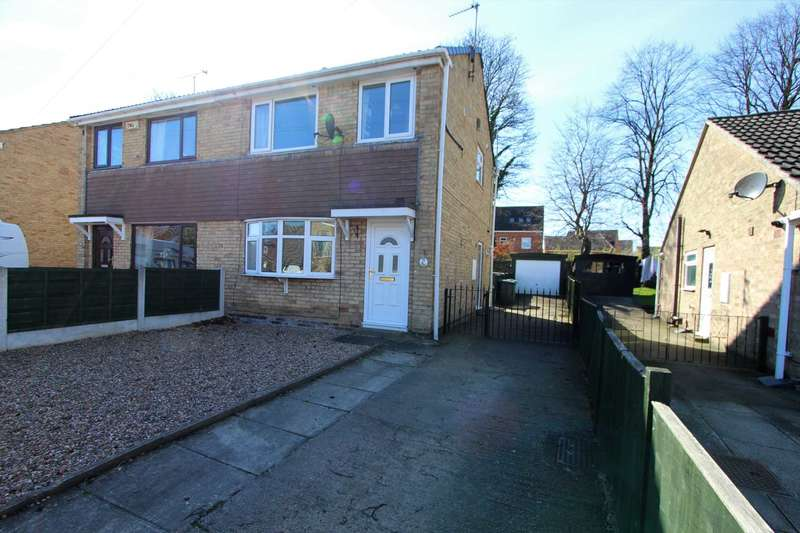 3 Bedrooms Semi Detached House for sale in Pollard Avenue, Gomersal