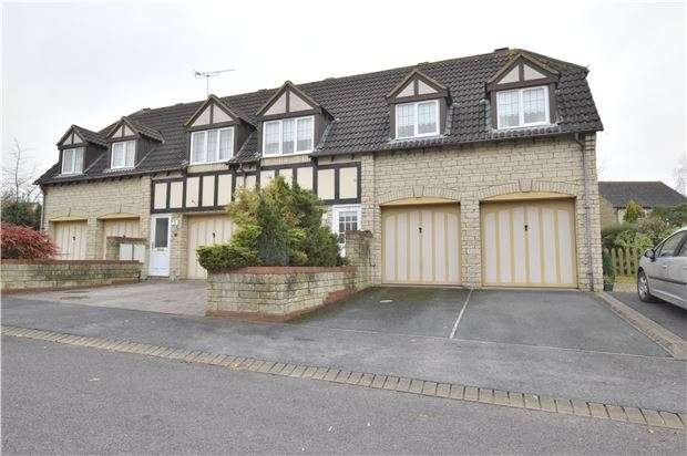 1 Bedroom Semi Detached House for sale in Harvesters View, Bishops Cleeve, GL52 7WD