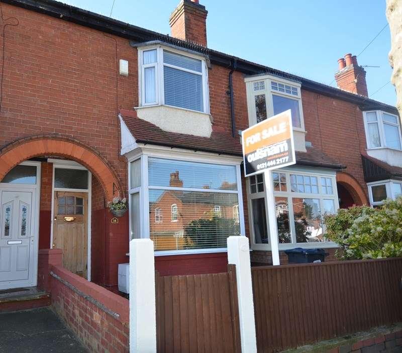 3 Bedrooms Terraced House for sale in Beechwood Road, Kings Heath, Birmingham
