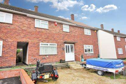 3 Bedrooms Terraced House for sale in Hungerford Crescent, Brislington, Bristol