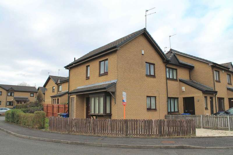 2 Bedrooms End Of Terrace House for sale in Greenlaw Crescent, Paisley, PA1 3RT