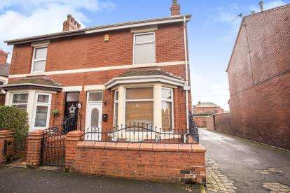 3 Bedrooms Semi Detached House for sale in Chaucer Road, Fleetwood, Lancashire, ., FY7