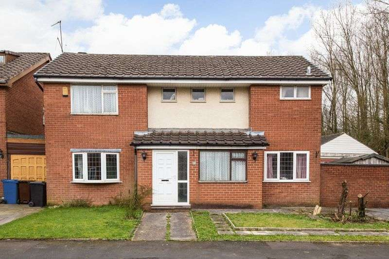 4 Bedrooms Detached House for sale in Walter Scott Avenue, Whitley