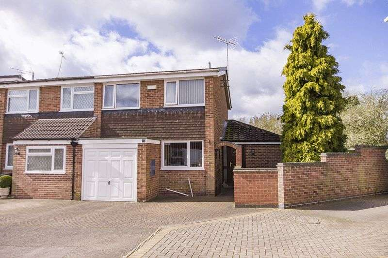 3 Bedrooms Semi Detached House for sale in CHURCH CLOSE, WILLINGTON