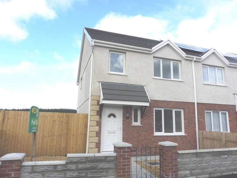 3 Bedrooms Semi Detached House for sale in Mary Street, Seven Sisters, Neath