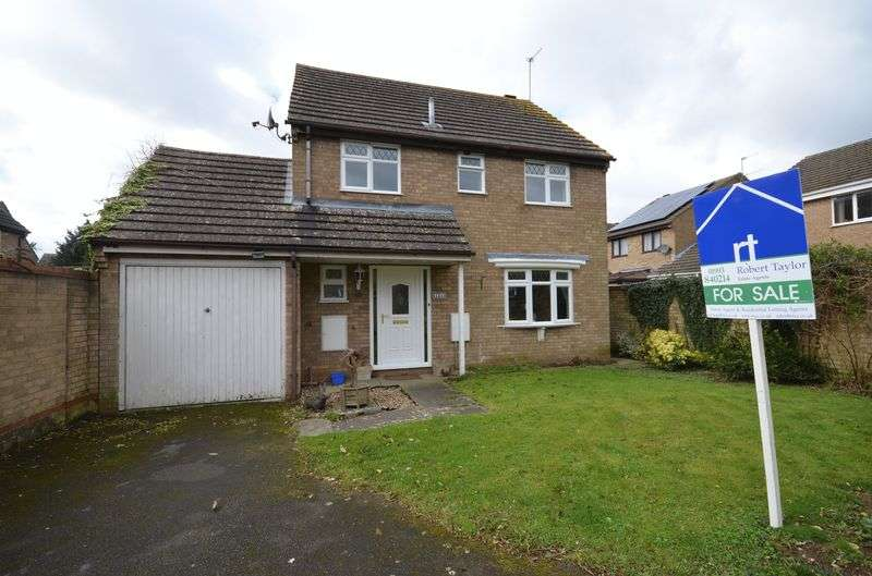 4 Bedrooms Detached House for sale in Butlers Drive, Carterton