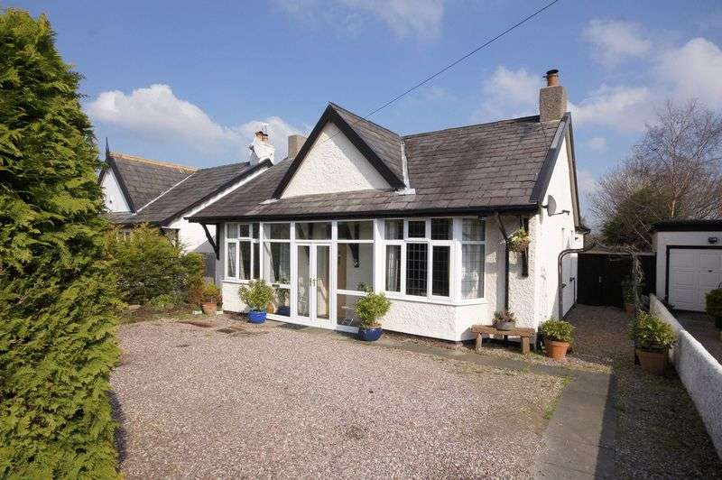 3 Bedrooms Detached Bungalow for sale in Barnston Road, Thingwall