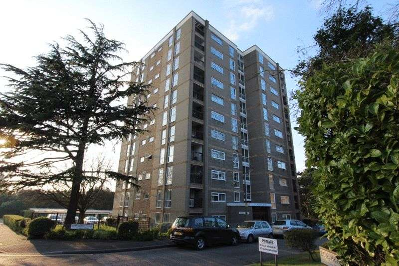 2 Bedrooms Flat for sale in Alford Court, Bonchurch Close, Sutton
