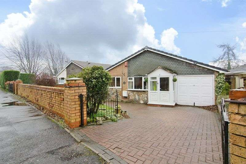 3 Bedrooms Detached Bungalow for sale in Park Gate Road, Cannock Wood