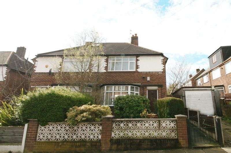 2 Bedrooms Semi Detached House for sale in Cheetham Road, Swinton Manchester