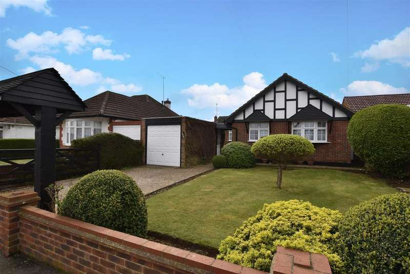 3 Bedrooms Detached Bungalow for sale in Warwick Road, Rayleigh