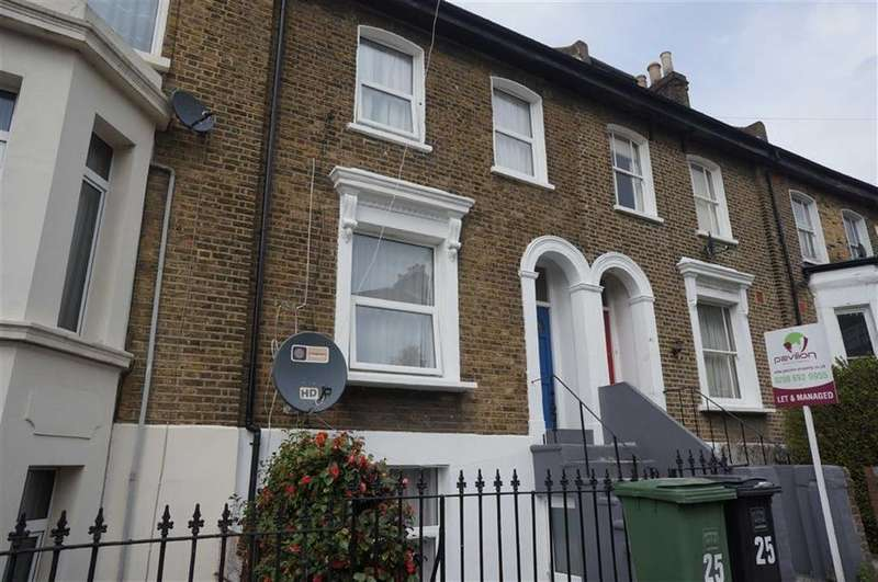 4 Bedrooms Terraced House for sale in Cranfield Road, Brockley, London