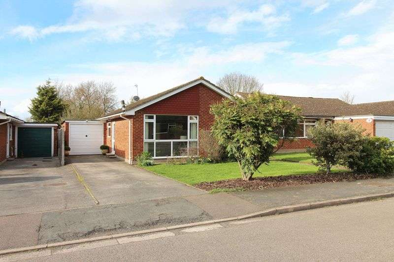 2 Bedrooms Detached Bungalow for sale in Irvine Drive, Aylesbury