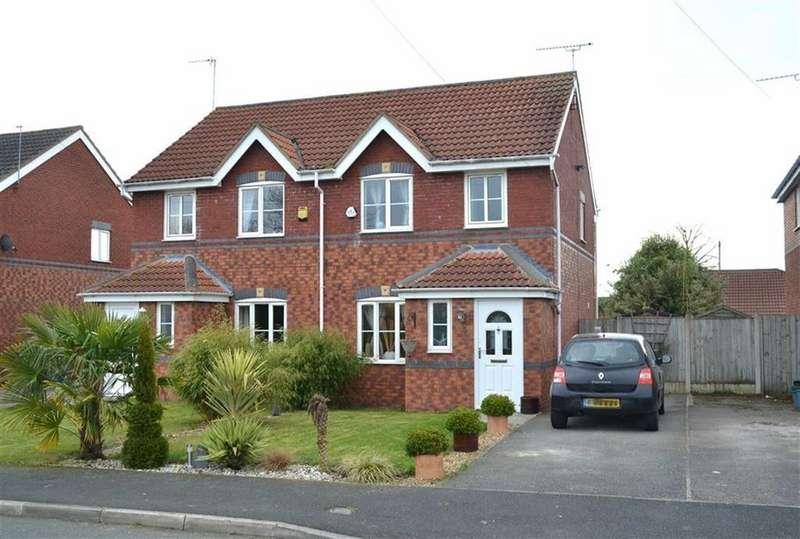 3 Bedrooms Semi Detached House for sale in Harrow Road, Ellesmere Port
