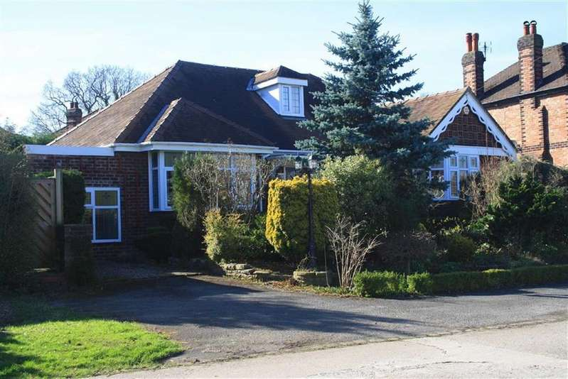 3 Bedrooms Detached Bungalow for sale in Brereton Road, Handforth