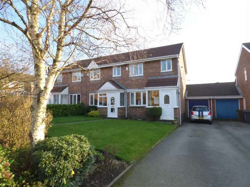 3 Bedrooms Town House for sale in Browfield Way, Royton, Oldham, OL2