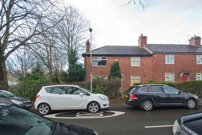 4 Bedrooms End Of Terrace House for sale in Langdale Gardens, Headingley, Leeds 6