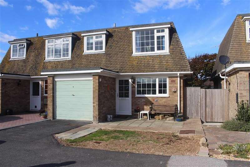 3 Bedrooms Semi Detached House for sale in Fitzgerald Park, Seaford