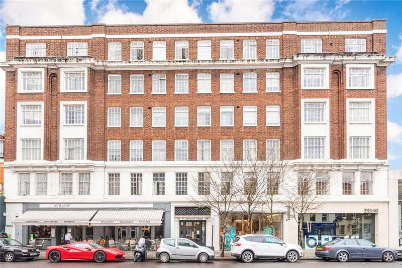 2 Bedrooms Flat for sale in St Georges Court, Brompton Road, London, SW3