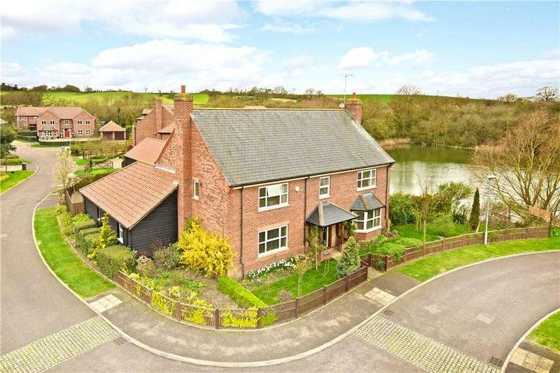 5 Bedrooms Detached House for sale in Lovett Green, Sharpenhoe, Bedfordshire