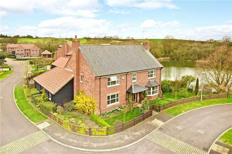 5 Bedrooms Detached House for sale in Lovett Green, Sharpenhoe, Bedfordshire